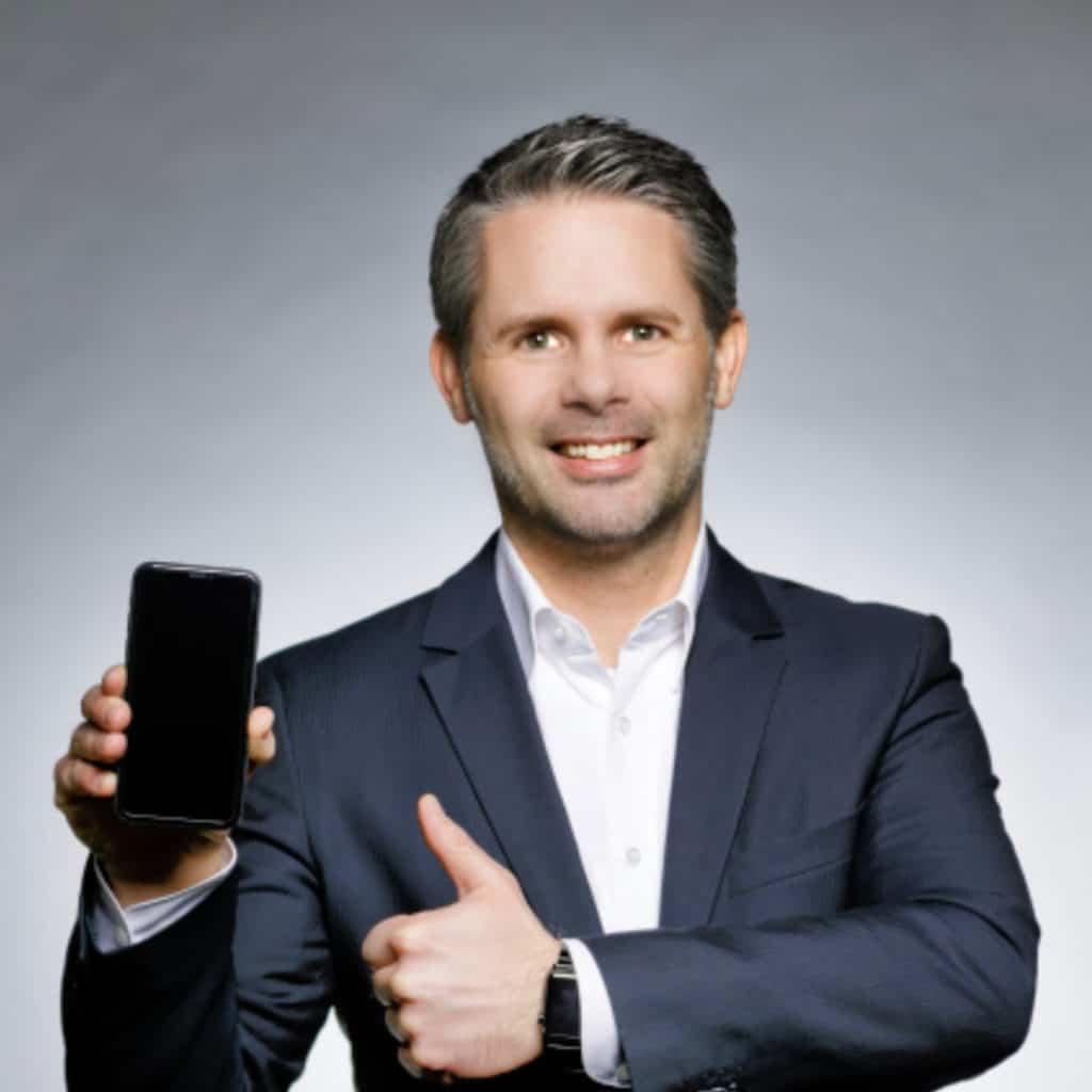 Platz 1 auf Google? Thomas Weber ist SEO-Berater der SEOCrew in München